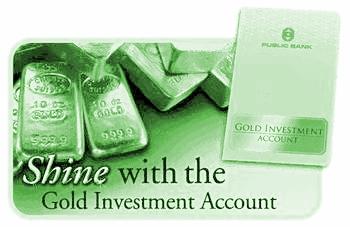 Gold Saving Account